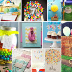 1st Birthday – Moodboard