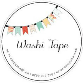 Giveaway – Washi Tape
