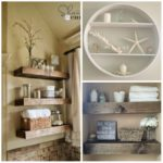 Pinspiration Post – Bathroom Shelves