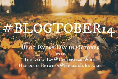 Blogtober14: Things you are supertstitious about