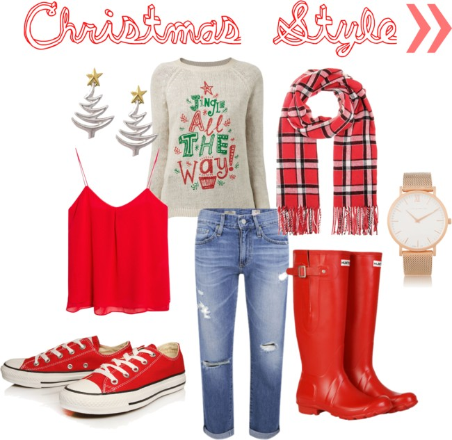 Christmas Style: For Her