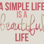 """My """"word"""" for 2015: Simplify"""