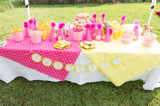 EN 1st Birthday – Decor