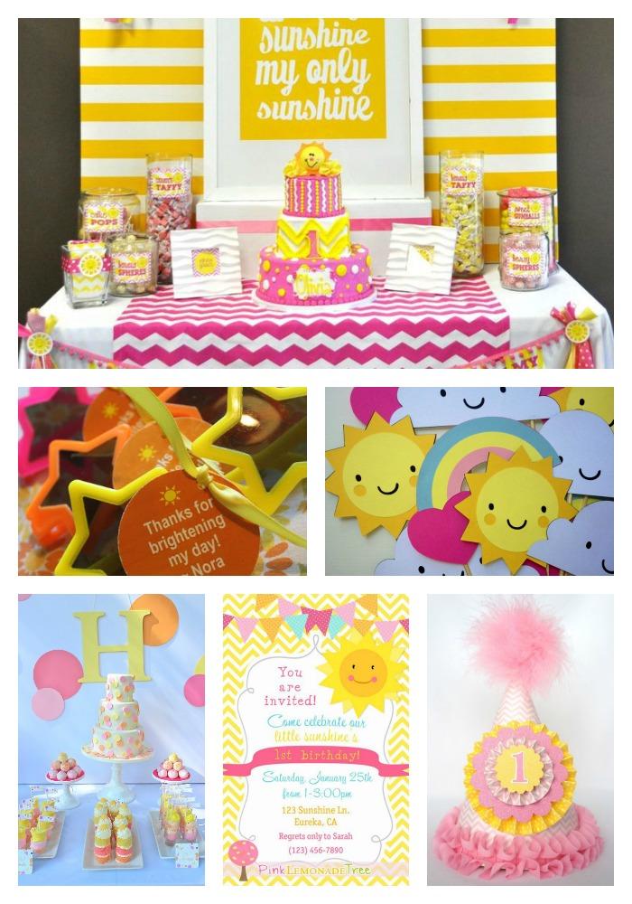 EN 1st Birthday – Inspiration