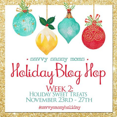 Holiday Blog Hop: Sweet Treats
