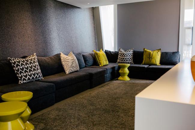 Home Tour: TV Lounge
