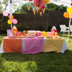 SJ 4th Birthday – Decor