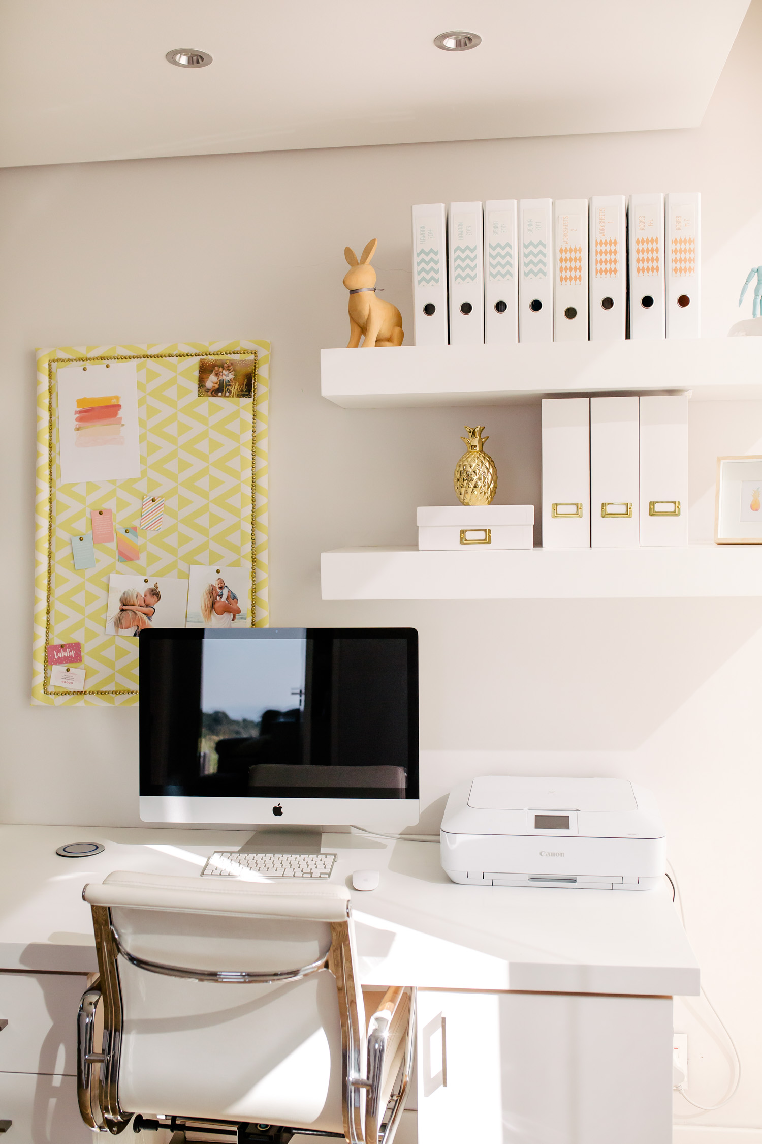 Home Tour: Office Study