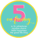 Five on Friday – Role Models