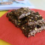 Recipe: Cocoa Granola Bars