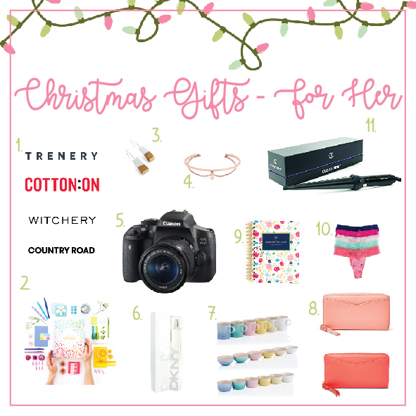 Gift Guide: For Her