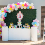 SJ 7th Birthday – Decor