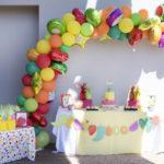 ZB 2nd Birthday – Decor