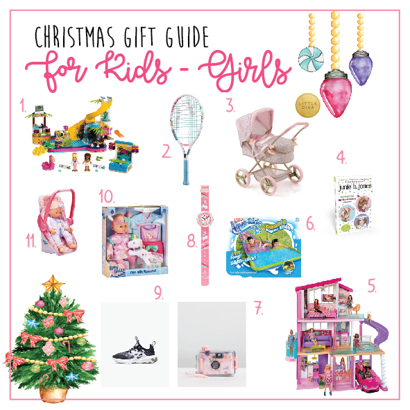 Christmas: Gift List for Kids