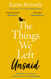 Book Review: The Things We Left Unsaid