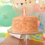 1st birthday – Food