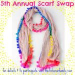 5th Annual Scarf Swap