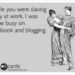 Blogtember: 12 September