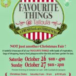 Talloula Christmas Fair