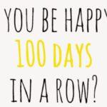 100 Happy Days
