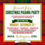 Christmas Pajama Party 2014