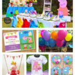 3rd Birthday – Moodboard