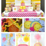 EN 1st Birthday – Inspiration