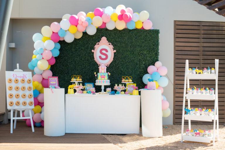 SJ 7th Birthday – Decor