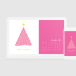 Merry & Bright: December Wallpapers