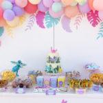 ZB 3rd Birthday – Decor
